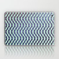 Chevron With A Twist Laptop & iPad Skin