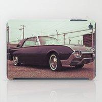 Classic and black iPad Case