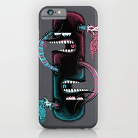 iPhone & iPod Case featuring Twins by Mike Friedrich
