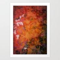 Rustic 3 Art Print