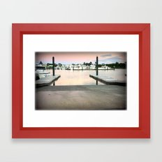 Morning has Broken! Framed Art Print