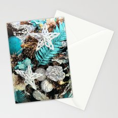 Merry Sparkling Christmas Bohemian Style Stationery Cards