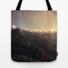Sequoia National Park Tote Bag