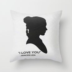 Star Poster 13 Throw Pillow