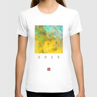 pixel T-shirts featuring pixel pixel by David Mark Lane