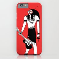 iPhone & iPod Case featuring Ra's a Rockstar by PostersforNerds