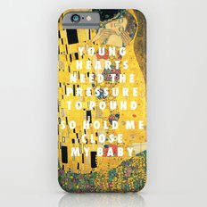 Don't Kiss iPhone 6 Slim Case