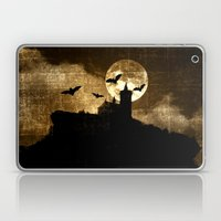Bat's hour Laptop & iPad Skin