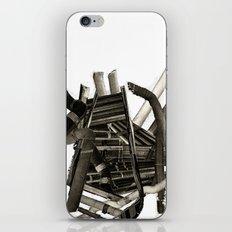 Pipes iPhone & iPod Skin