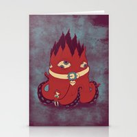 My Pet Frank Stationery Cards