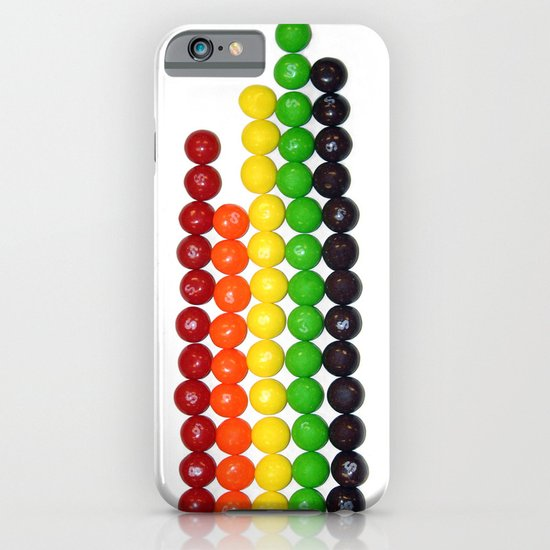 Skittle Stats iPhone & iPod Case