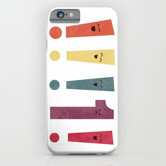Out Of Place iPhone & iPod Case