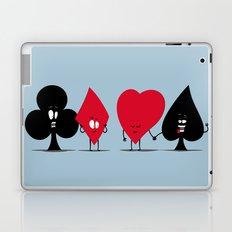 Pair of Aces Laptop & iPad Skin