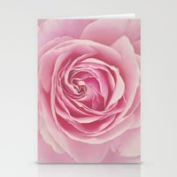 Rosy Stationery Cards