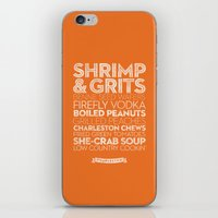 Charleston — Delicious… iPhone & iPod Skin