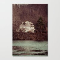 dreamhouse Canvas Print