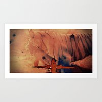 A Civil Wilderness Art Print