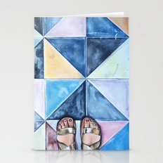 Art Beneath Our Feet - M… Stationery Cards