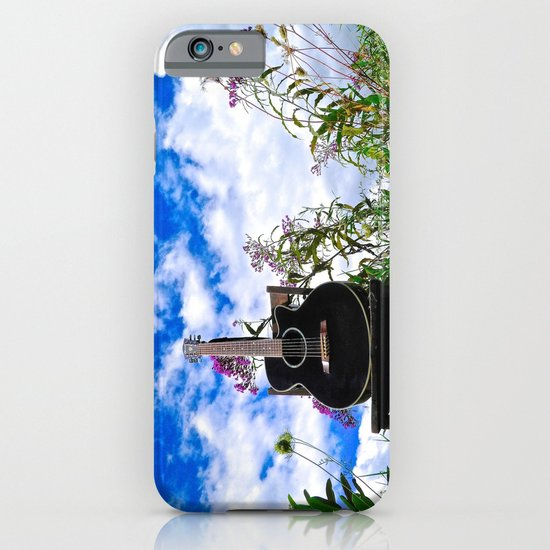 Playing the Field iPhone & iPod Case
