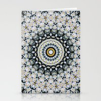Just Because Nothingness Stationery Cards