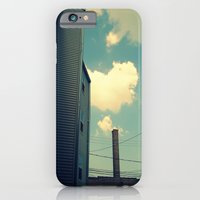 Chicago Clouds and Smokestack iPhone 6 Slim Case