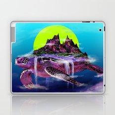 Turtle Paradise Laptop & iPad Skin