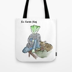 es-carole king Tote Bag