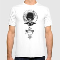 Zed Mercury: Psychopomp … Mens Fitted Tee White SMALL