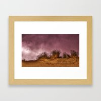 Marram Grass Framed Art Print