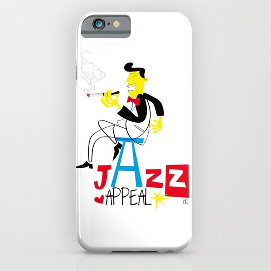 jazz appeal iPhone & iPod Case