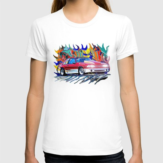 87  Pro Ford Mustang GT T-shirt