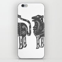 Panthera Tigris Sumatrae iPhone & iPod Skin