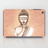 Buddha Shh.. Do Not Dist… iPad Case