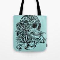 Carpe Noctem (Seize the Night) Tote Bag