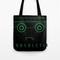 OBSOLETE Tote Bag