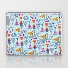 Geometric Mid Century Modern Triangles 2 Laptop & iPad Skin