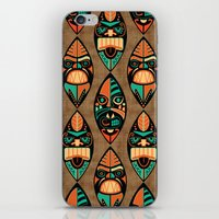 MCM Tiki Lounger iPhone & iPod Skin