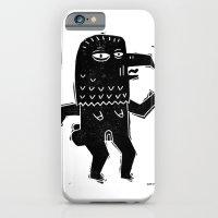 iPhone & iPod Case featuring FRAU ADLER by Anne Wenkel // Illustration & Fine Art