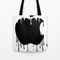 Melted Apple Tote Bag