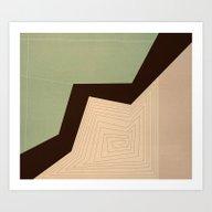 Abstract #46 Art Print