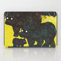 Wandering Bears iPad Case