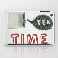 It's Tea Time iPad Case