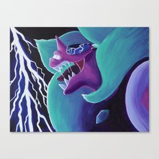 Abomination Canvas Print