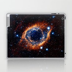 Helix Nebula (Infrared) Laptop & iPad Skin