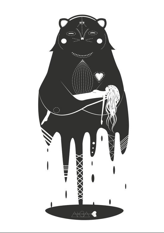 my resurgence Art Print