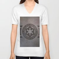 Empire Unisex V-Neck