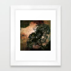 Under The Spell Framed Art Print