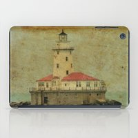 Old and wise light iPad Case