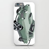 iPhone & iPod Case featuring Studebaker in Green by TCarver