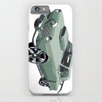 Studebaker In Green iPhone 6 Slim Case